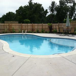 Pool Replaster Altima Blue