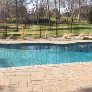 Luna Quartz Pool Finish