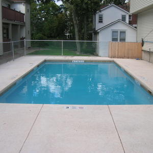 Commercial Pool Renovation: New Waterline Tile