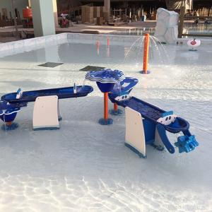 Commercial: New Indoor Waterpark Pool
