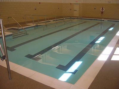 Commercial All Tile Pool