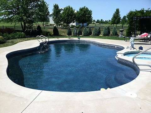 Buffalo Inground Pool Maintenance