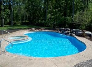 Inground Pools Pool Repair Service In Buffalo Ny