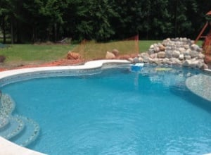 Primera Stone Pool Finish