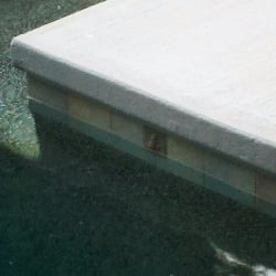 Inground Pool Coping Repair