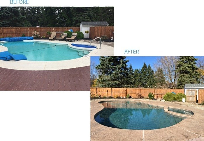 Buffalo, NY Inground Pool Renovation Services