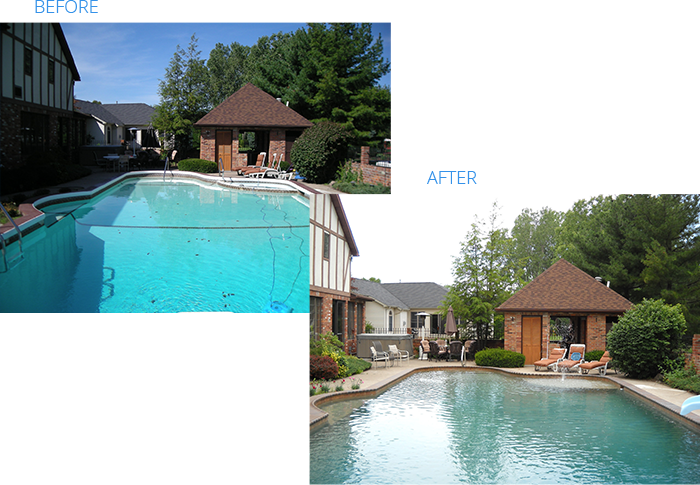Inground Pool Renovation in Buffalo, NY